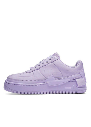 Женские кроссовки nike air force 1 jester violet mist