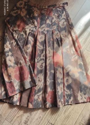 Невероятная юбка-брюки