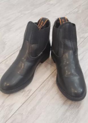Профессиональные ботинки для верховой езды pfiff