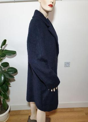 Итальянское пальто с шерстью альпаки gil bret5 фото