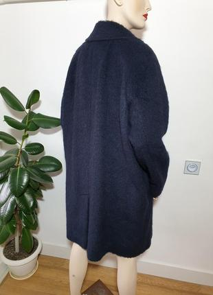 Итальянское пальто с шерстью альпаки gil bret7 фото