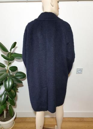 Итальянское пальто с шерстью альпаки gil bret6 фото