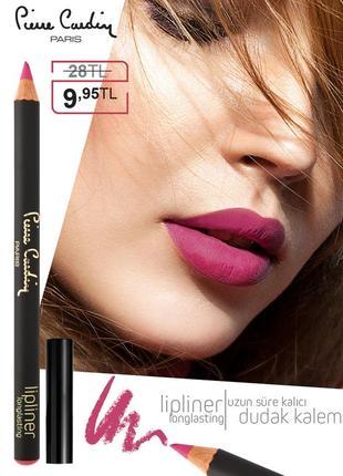 Стойкий карандаш для губ pierre cardin pink dream /розовая мечта