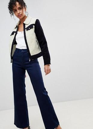 Дубленка pepe jeans