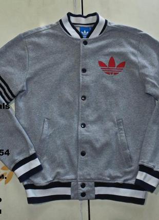 Adidas originals бомбер,куртка размер м