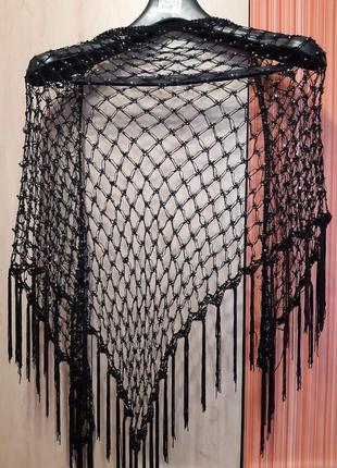 Шаль шарф платок для вечернего платья