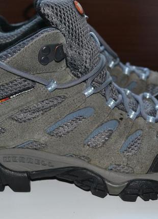 Merrell 40.5р кроссовки ботинки демисезон еврозима кожаные.