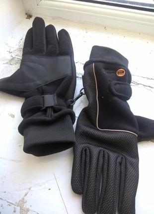 Лыжные перчатки tcm active sports р. 9.1 идеальное состояние