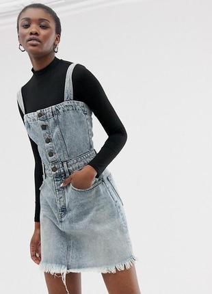 Крутий джинсовий кобінезон від cheap monday