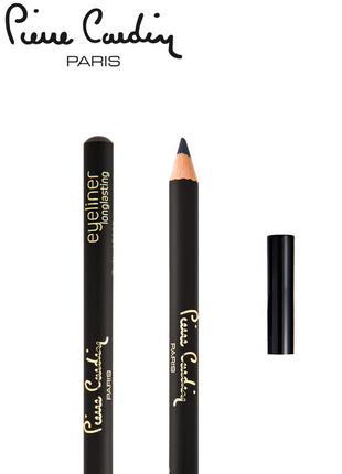 Стойкий карандаш для глаз pierre cardin twilight /темно-синий