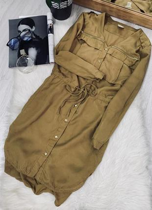 Плаття від h&m, тканина плотна💛💛💛5 фото