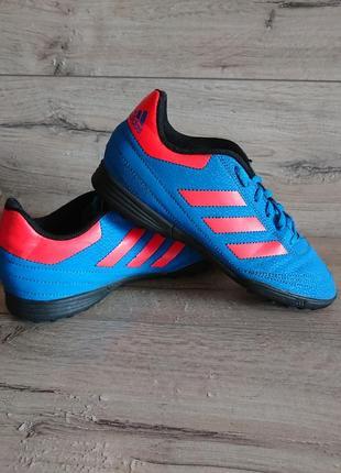 Футзалки сороконожки адидас adidas goletto 36 2/3 р