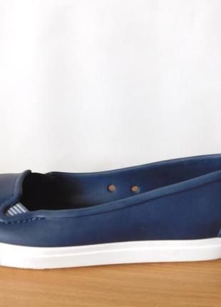 Кроксы, балетки crocs w9 (39-40р) стелька 26 см2 фото