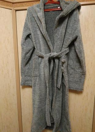 Халаты махровые (велсофт) , размеры 48-543 фото