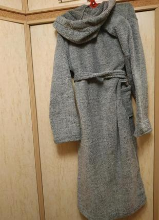 Халаты махровые (велсофт) , размеры 48-544 фото