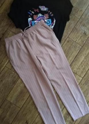 Штаны брюки джогеры джоггеры от primark