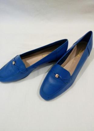 Красивые туфли clarks p.5,5