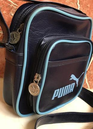 Мессенджер сумка на плечо puma