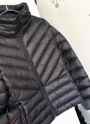 Ультралегкая куртка h&m на пуху