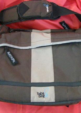 Пеленальная сумка baba bing
