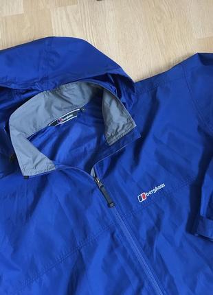 Berghaus aquafoil jacket мембранная  куртка