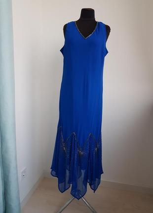 Вечернее платье в стиле 30х joana hope