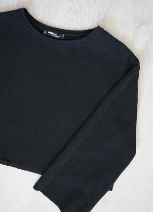 Продается стильный свитшот, толстовка в рубчик  от fb sister2 фото