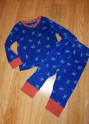 Пижама на мальчика кофта штаны комнатная одежда костюм комплект