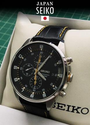 - 42% | мужские часы хронограф seiko chronograph  sndc89p2 (оригинальные, новые с биркой)