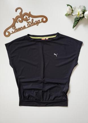 Фирменная футболка puma, размер s
