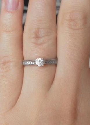 Срібне кольцо 16-16 163ab8c2811d9