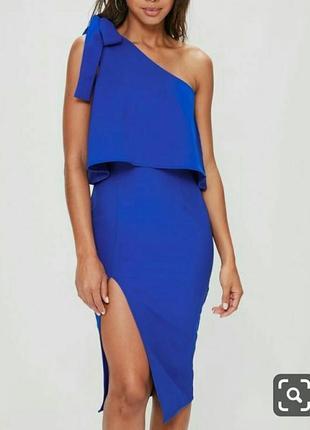 Сукня сарафан на одне плече