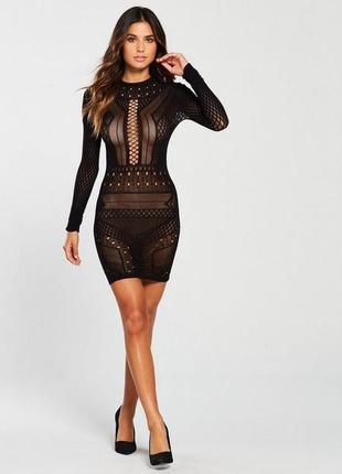 Новое эластичное сексуальное  платье ann summers janelle