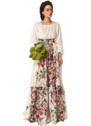 Платье-сарафан anna yakovenko