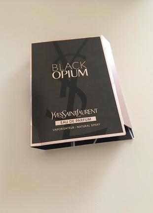 Туалетная вода ,,чёрный опиум''