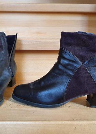 Крутые ботинки демисезонные eiffello, 42 размер