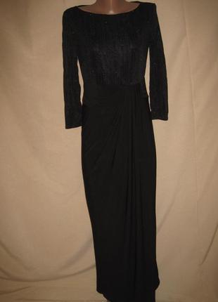 Красивое длинное платье debenhams р-р10