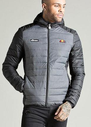 Брендовая демисезонная куртка ellesse . оригинал.