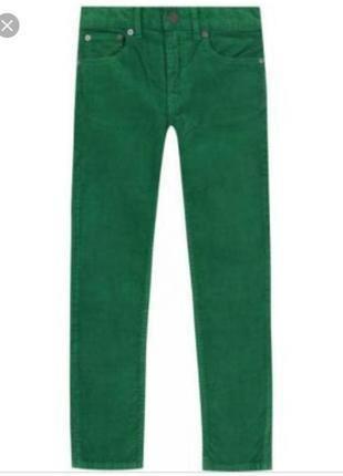 Актуальные вельветовые джинсы deha