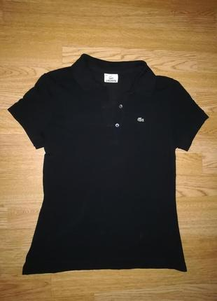 Поло футболка lacoste