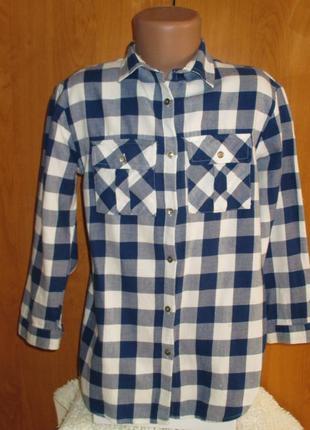 Стильная рубашка zara kids, рост 116-122 см