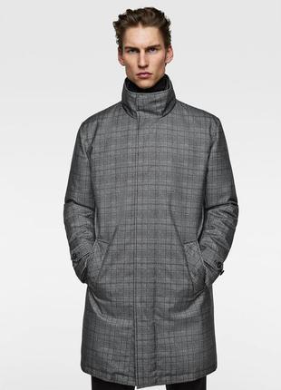 Куртка zara мужская размер l.