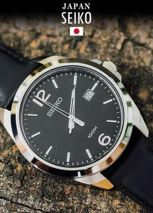- 38% | мужские часы seiko neo classic sur215p1 (оригинальные, новые с биркой)