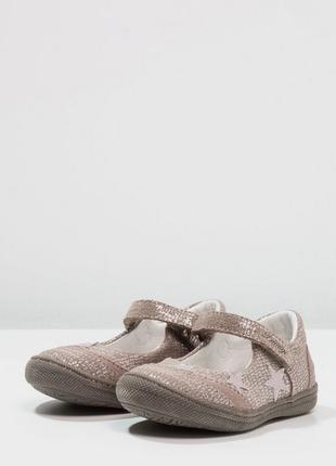 Новые туфли primigi, италия 100% кожа