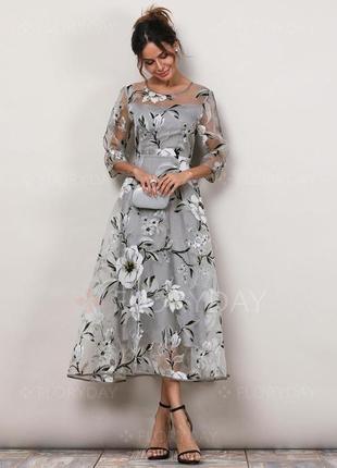 Очень красивое, невесомое платье flotyday2 фото