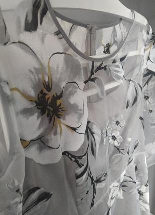 Очень красивое, невесомое платье flotyday6 фото