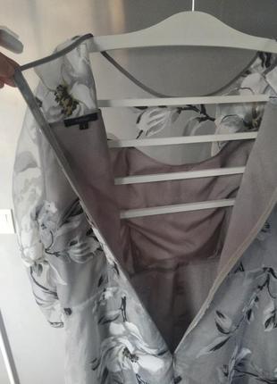 Очень красивое, невесомое платье flotyday7 фото