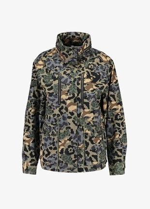 Шикарная куртка, парка, тренч, милитари, хаки converse