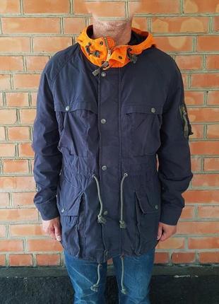 Ralph lauren denim & supply куртка парка оригинал (l)