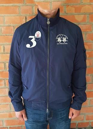 La martina maserati bomber jacket куртка оригинал (l-xl)